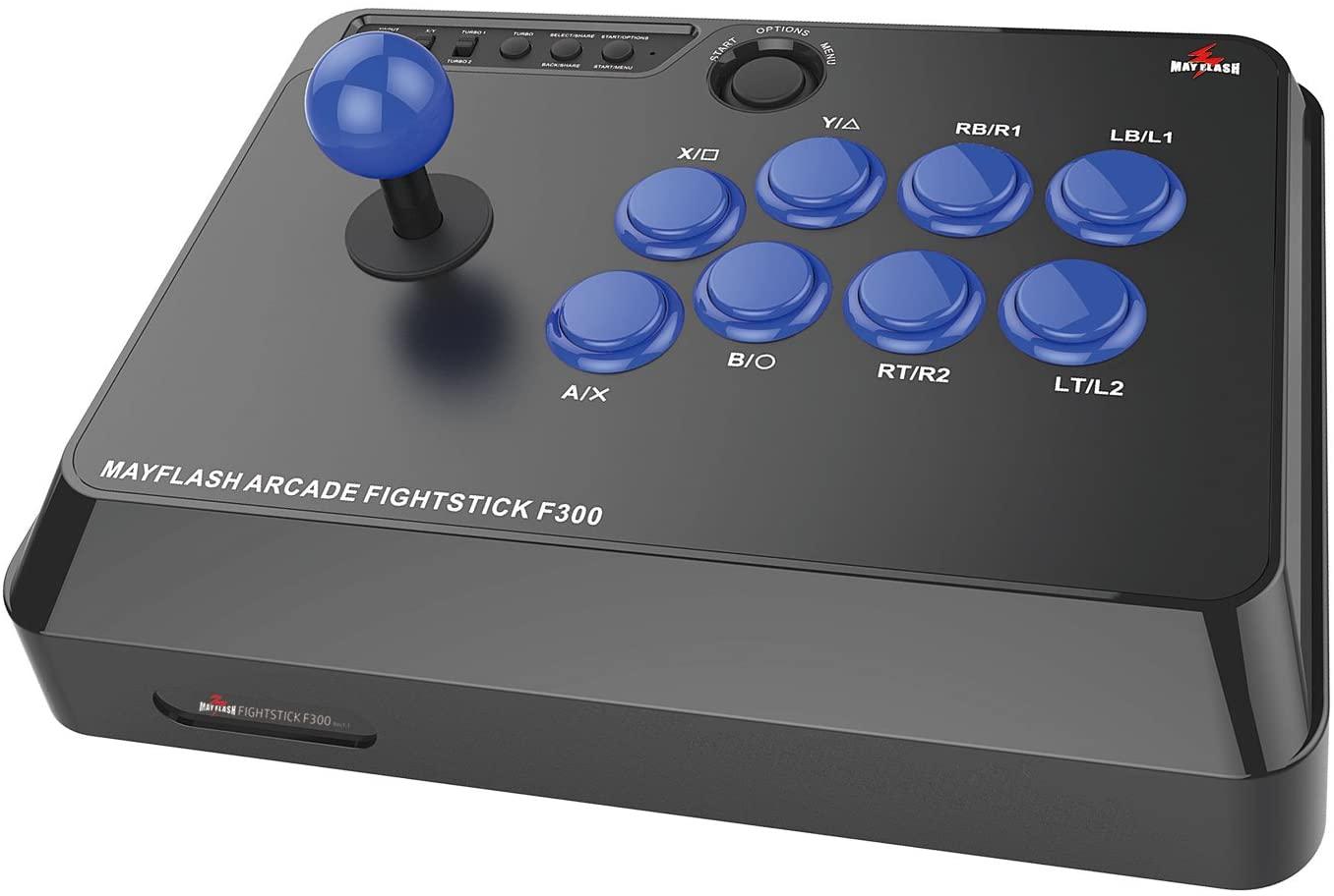 Mayflash joystick retro pc