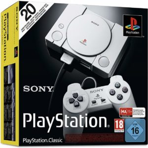 Sony playstation 1 mini