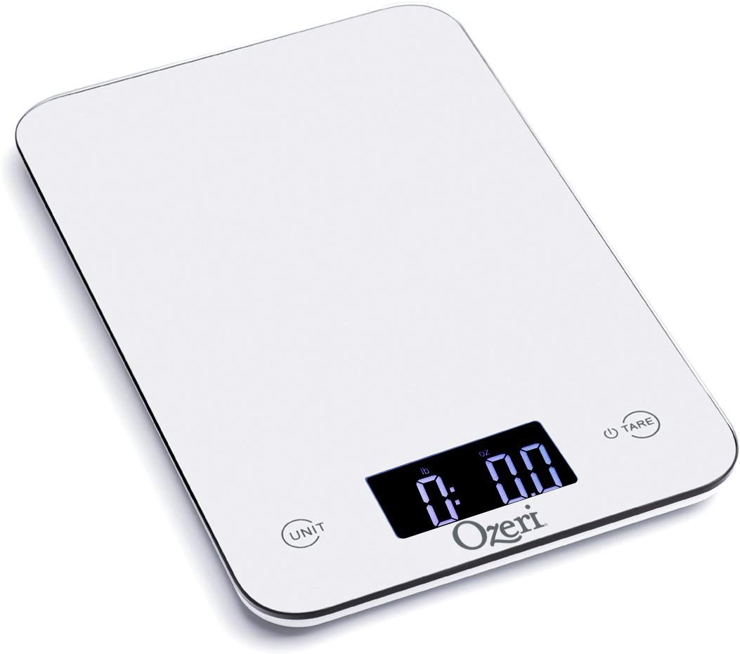 Balanza de Cocina –  Beurer KS52Báscula de cocina Exzact Báscula de Cocina Ozeri Touch Professional  Báscula digital hasta 5kg –  Duronic KS865