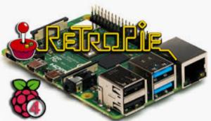 Usar pi4 para jugar a juegos retro con retropie