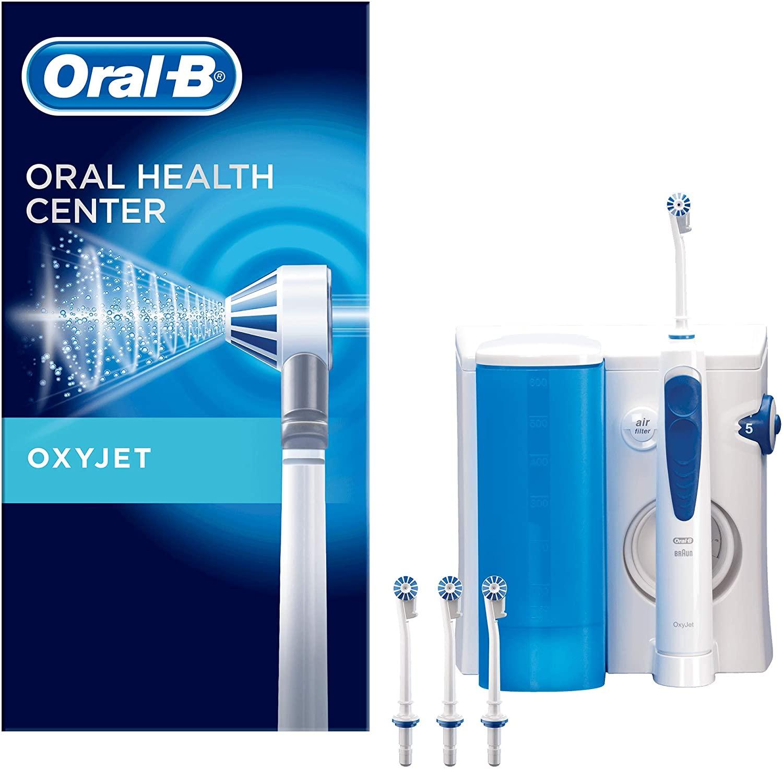 Irrigador oral b de braun
