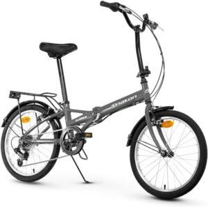 Anakon Folding Sport Bicicleta Plegable Adultos Unisex 300x300 - Bicicletas mini