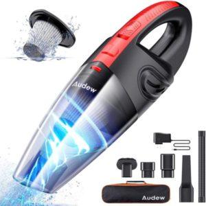 Audew Aspiradora de Mano Sin Cable e1618570562450 300x300 - Aspiradores mini