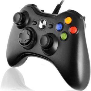 Diswoe Xbox 360 Mando de Gamepad Controlador Mando USB e1618571157972 300x300 - Mandos para consolas mini
