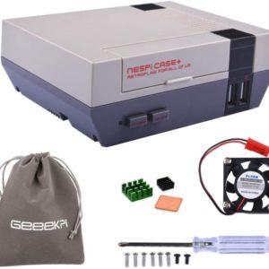 GeeekPi Retroflag NESPi Case Plus e1618570288959 300x300 - Carcasas para Raspberry PI 3/4