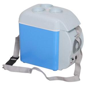 HOMCOM Nevera Termoelectrica Portatil ideal para el coche o camping 300x300 - Frigorificos mini