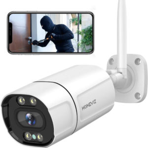 Homeviz OB10 Camara de Vigilancia WiFi Exterior 2K 3MP 300x300 - Cámaras mini