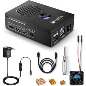 LABISTS Caja para Raspberry Pi 4 300x300 - Carcasas para Raspberry PI 3/4