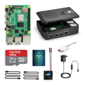 LABISTS Raspberry Pi 4 Model B Kit de 4 GB con SD de 32GB Clase 10 e1618570446658 300x300 - PCs mini