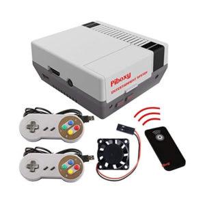 MakerFun Piboxy NES Case 300x300 - Carcasas para Raspberry PI 3/4