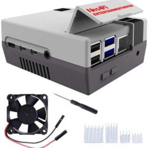 MakerFun Retro Gaming Caja para Raspberry Pi 4 Modelo B e1618570241889 300x300 - Carcasas para Raspberry PI 3/4