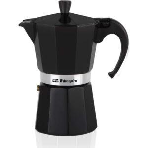 Orbegozo KFN 310 Cafetera italiana de aluminio e1618570650342 300x300 - Cafeteras mini