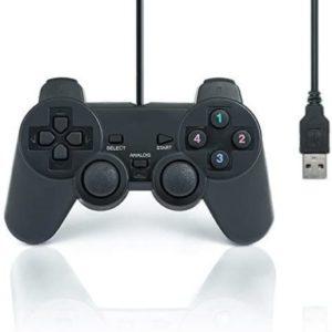 QUMOX Doble Vibracion USB Joystick e1618571164878 300x300 - Mandos para consolas mini
