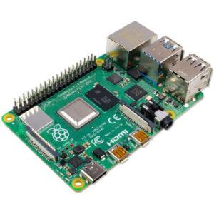 Raspberry Pi Spain RAS 4 4G Placa Base Pi 4 Modelo B e1618570437471 300x300 - PCs mini