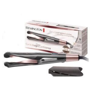 Remington S6606B planca para el pelo alisador y rizador 300x300 - Planchas para el pelo