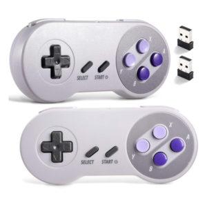 Suily Mando inalambrico 24 G para Classic SNES NES e1618570157926 300x300 - Mandos para consolas mini