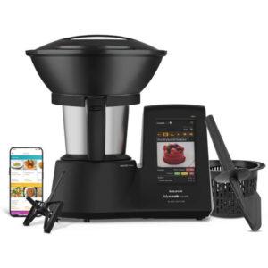 Taurus Mycook Touch Black Edition Robot de Cocina con wifi potencia de 1600W 300x300 - Robots de cocina