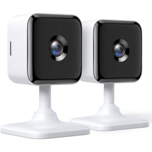 Teckin 1080P FHD Camara de Vigilancia WiFi Interior con Vision Nocturna 300x300 - Cámaras mini