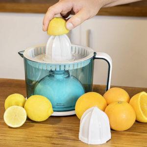 Exprimidor de naranjas eléctrico